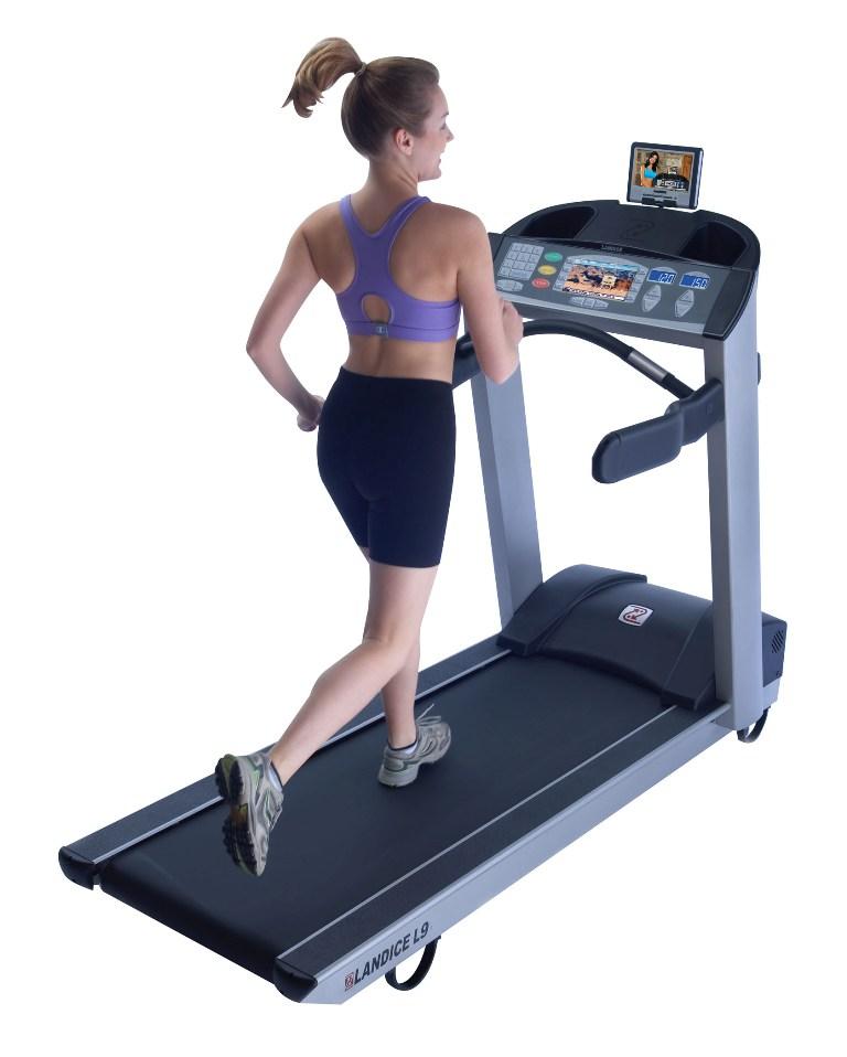 Landice Treadmill Uk: Cardio Equipment, Treadmills :: Landice L9 Executive